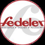 FEDELER Reisegepäck - Taschen - Accessoires Logo
